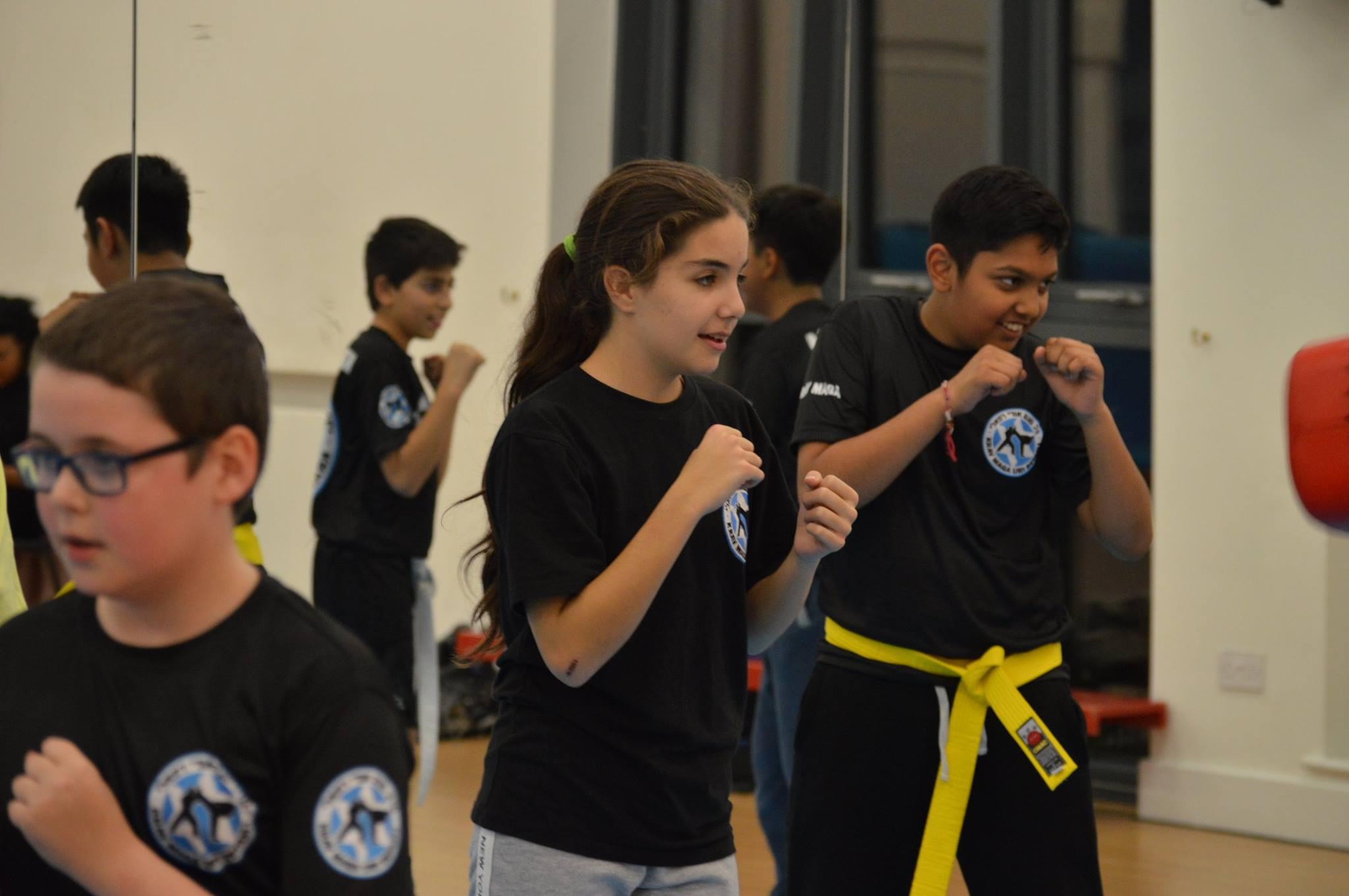Teens Krav Maga Classes London