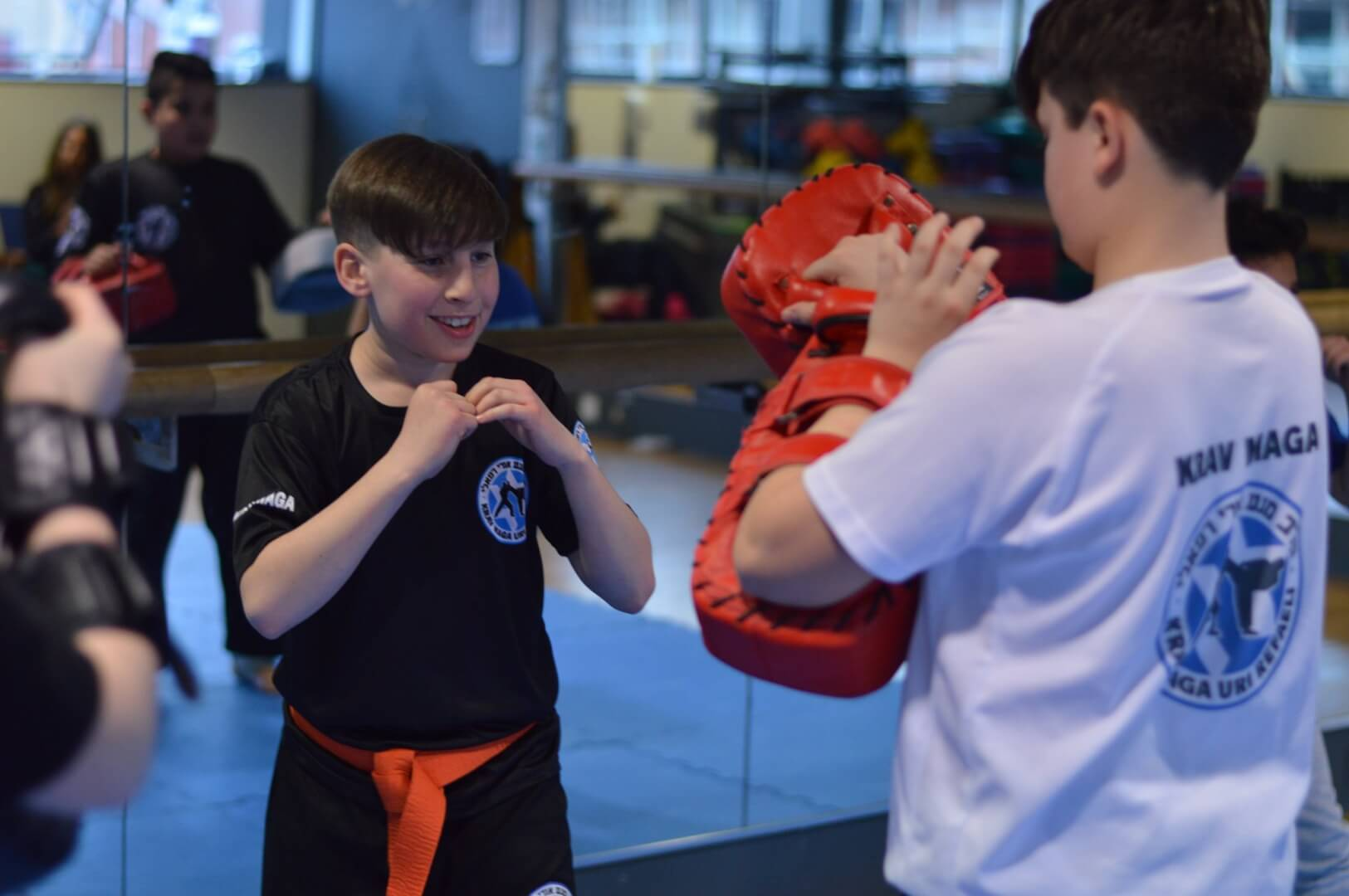Krav Maga for Teens - London